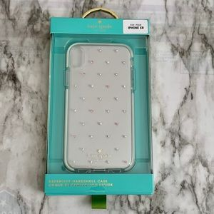 NIB Kate Spade IPhone 10R XR phone case